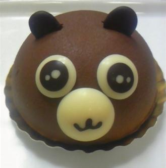 くまさんのケーキ